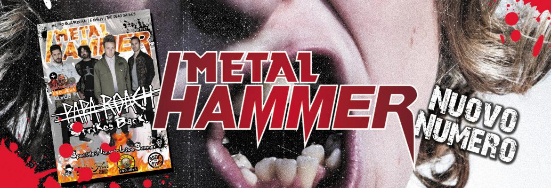 Metal Hammer, ecco il quarto numero del 2017