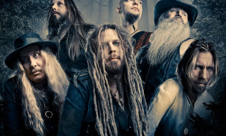 Korpiklaani, il secondo trailer di 'Live at Masters of Rock'