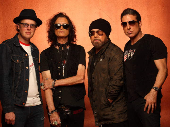 Black Country Communion, video di 'Collide'
