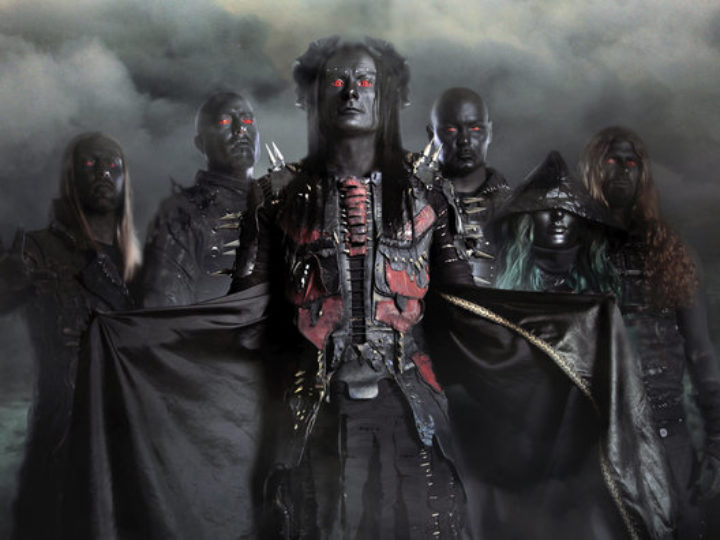 Cradle of Filth, Dani Filth parla dell'artwork del nuovo album