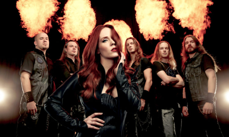 Epica, on il nuovo video 'Decoded Poetry'