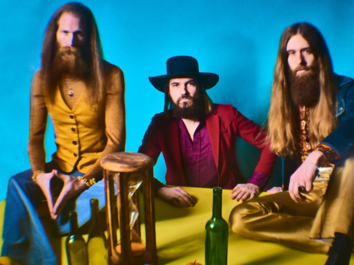 Kadavar, il video musicale di 'Tribulation Nation'