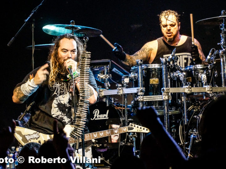 Sepultura, Igor Cavalera e la nuova serie 'Beneath The Drums'