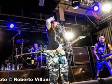 Max & Iggor Cavalera @Zona Roveri – Bologna (BO), 31 luglio 2017