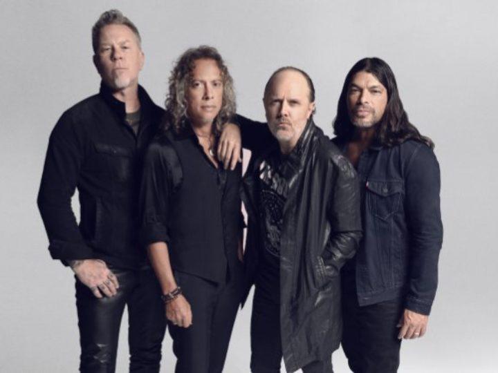 Metallica, il live video di 'Whiskey In The Jar' dallo show di Meath