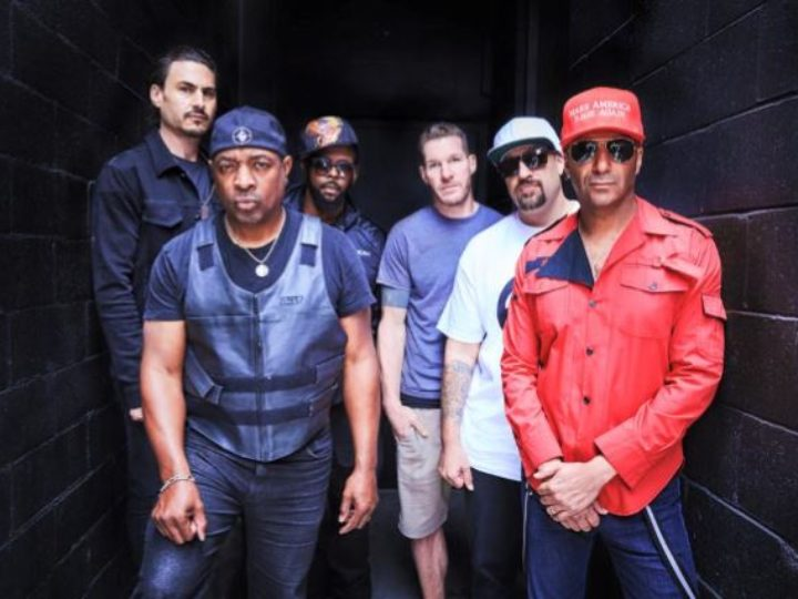 Prophets Of Rage, il video musicale di 'Radical Eyes'