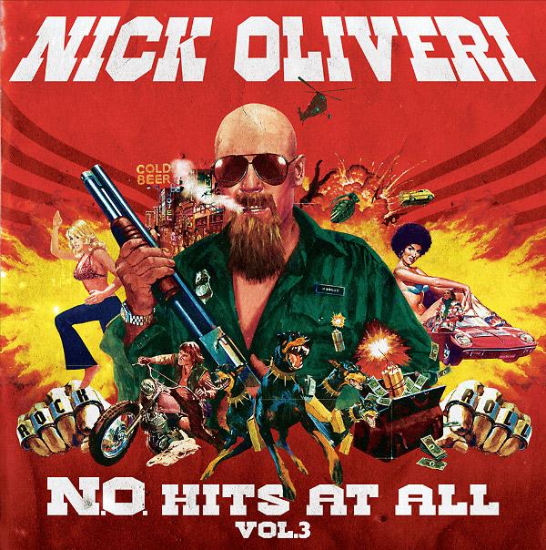 Nick Oliveri – N.O. Hits At All Vol. 3
