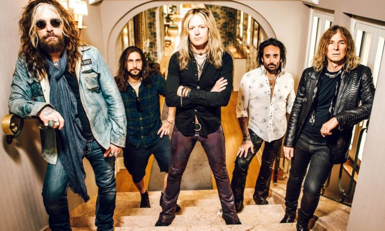 The Dead Daisies, album in arrivo e una data in Italia