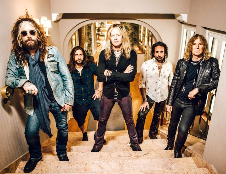 The Dead Daisies – Il Ritorno Del Rock And Roll