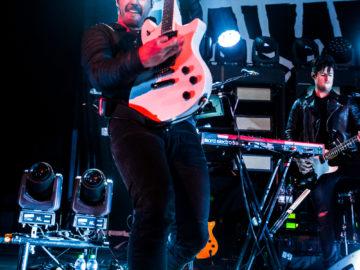 Papa Roach @Alcatraz – Milano (MI), 24 settembre 2017
