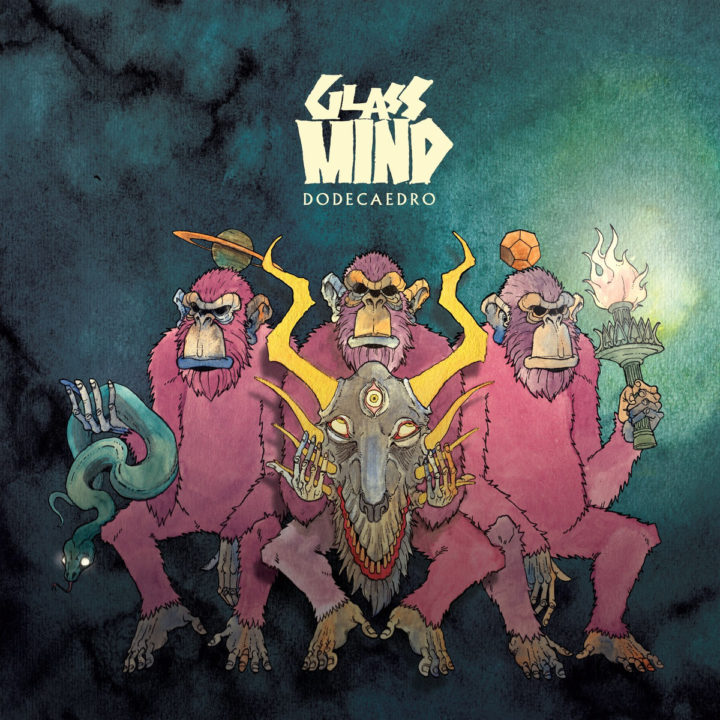 Glass Mind- Dodecaedro