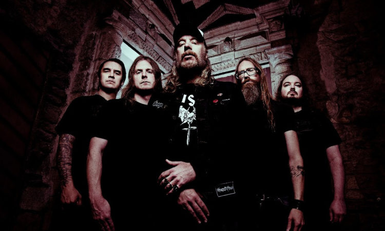 At The Gates, clip introduttiva al nuovo 'To Drink From The Night Itself'