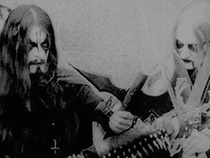 Gorgoroth, ristampa di 'Under The Sign Of Hell'