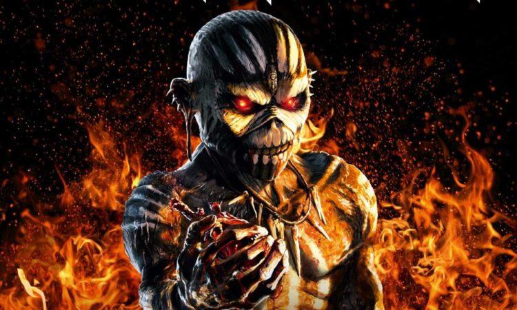 Contest, vinci il vinile di 'The Book Of Souls: Live Chapter' degli Iron Maiden