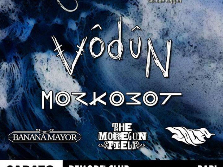 Vodun + Morkobot + Banana Mayor + The Moregunfield + Zolfo live @ Demodè Club, Modugno (BA)