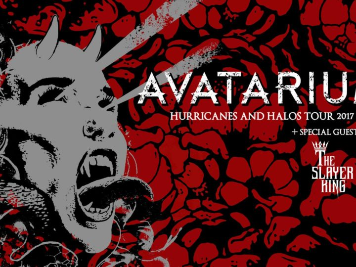 Avatarium + The Slayer King live @ Legend Club, Milano