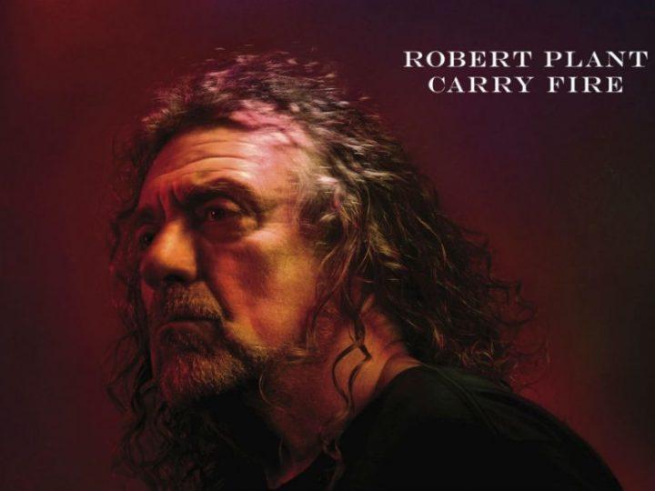 Robert Plant, ascolta la nuova 'Bones Of Saints'