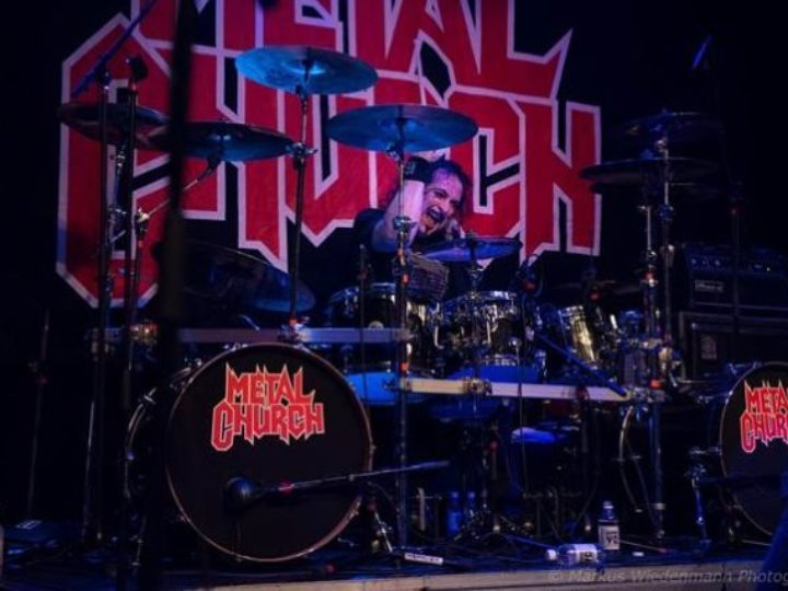 Metal Church, Stet Howland ricoverato in ospedale