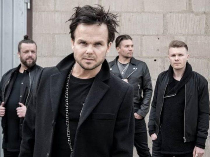 The Rasmus, il video musicale di 'Wonderman'