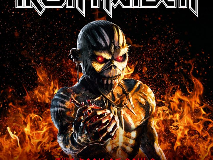 Iron Maiden, tutti i dettagli di 'The Book Of Souls: Live Chapter'