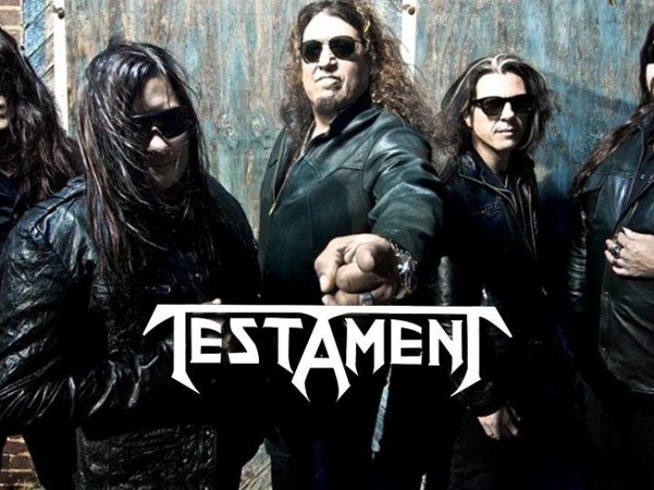 Testament, ristampe dei classici per Nuclear Blast