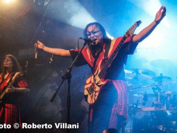 Wintersun + Whispered @Zona Roveri – Bologna, 1 ottobre 2017