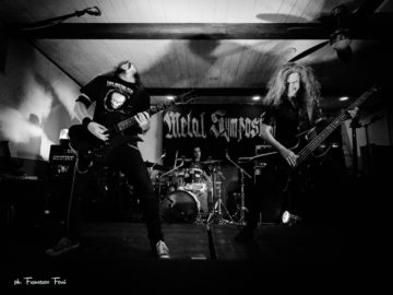 Metal Symposium 5th Anniversary: Warchild + Assaulter + Essenza + Cancrena live @ Altromondo, Bari, 20/10/2017