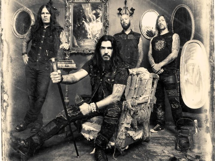 Machine Head, nuovo album e tour europeo nel 2018!