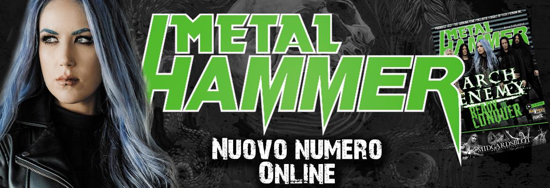 Metal Hammer, ecco il quinto numero del 2017