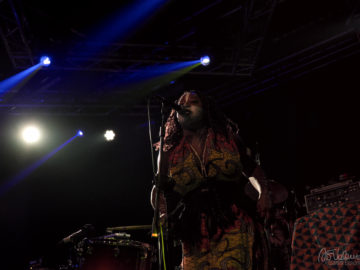 Vodun + Morkobot + Banana Mayor + The Moregunfield + Zolfo live @ Demodé, Modugno (BA)