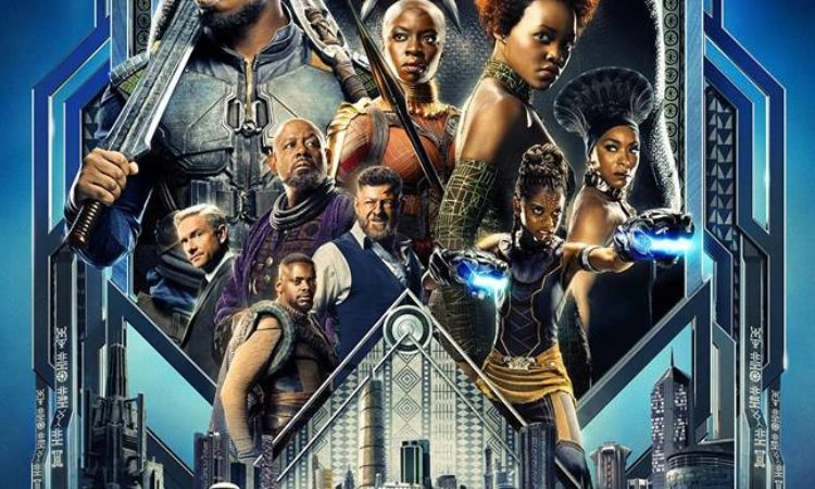 Belladonna, una musica nel trailer del film 'Black Panther'