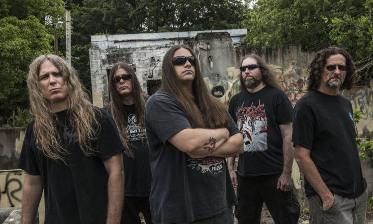 Cannibal Corpse, ascolta l'intero 'Red Before Black'