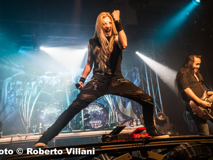 DragonForce +  Twilight Force @Zona Roveri – Bologna (BO), 29 ottobre 2017