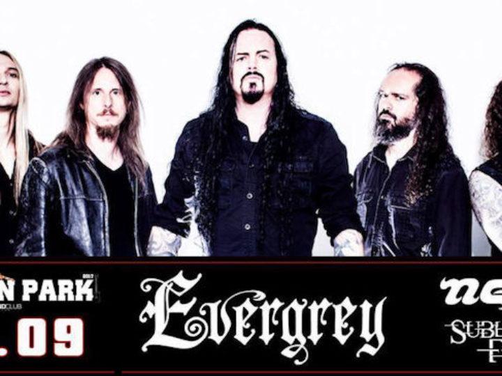 Evergrey + Need + Subliminal Fear @Legend 54 – Milano(MI), 24 settembre 2017