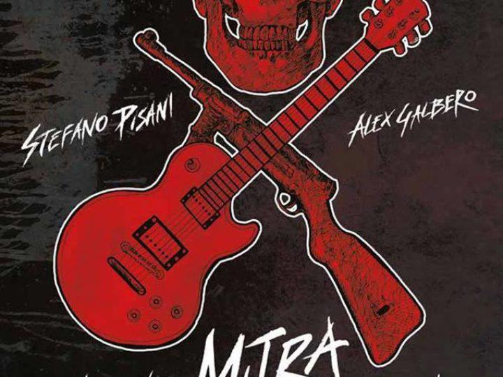 EX, è uscito il romanzo 'Il mio mitra è una chitarra' di Stefano Pisani