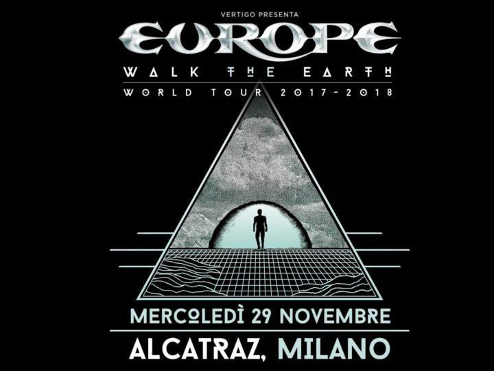 Europe live @ Alcatraz, Milano
