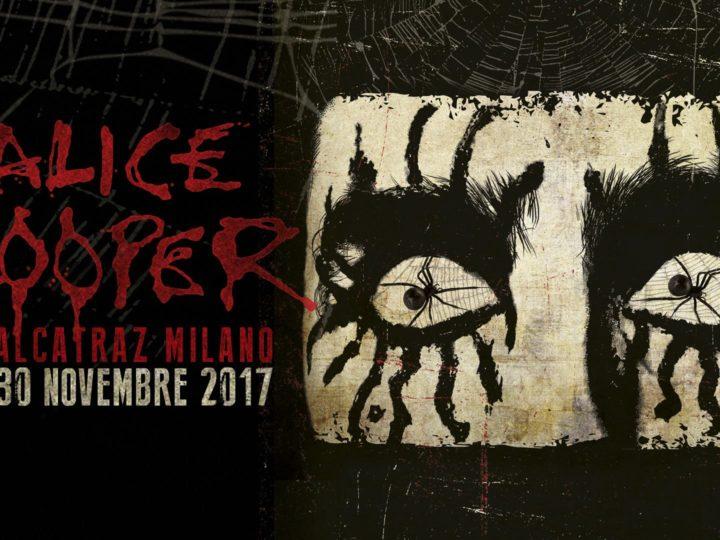 Alice Cooper live @ Alcatraz, Milano