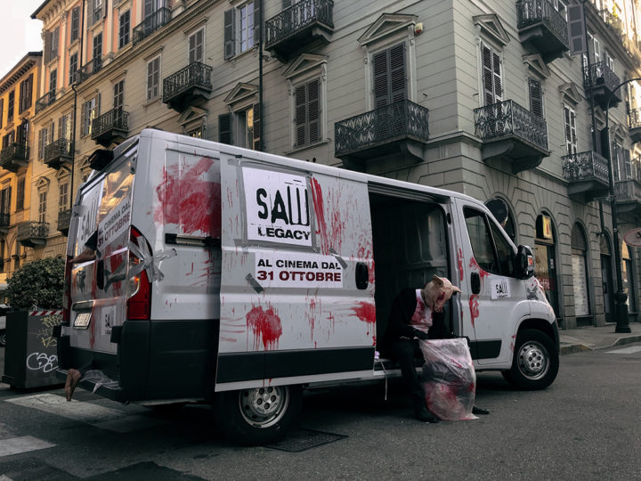 Metal Cinema, gli incubi di Jigsaw terrorizzano Torino