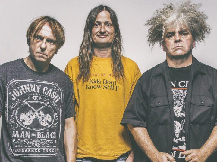 Metal Hammer Contest, vinci biglietti per i The Melvins a Trezzo