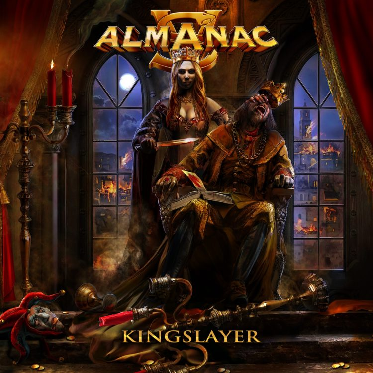 Almanac – track-by-track di 'Kingslayer'