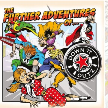 Down'n'Outz – The (Re)Generation – The Further Adventure of… – The Further Live Adventure of…