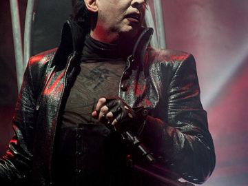 Marilyn Manson @Pala Alpitour – Torino, 22 novembre 2017