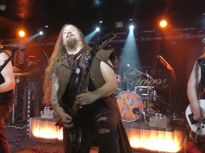 Orden Ogan + Rhapsody of Fire + Unleash the Archers @Dagda Live Club – Retorbido (PV), 5 novembre 2017