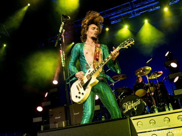 The Darkness + Blackfoot Gypsies @Alcatraz – Milano (MI), 8 novembre 2017