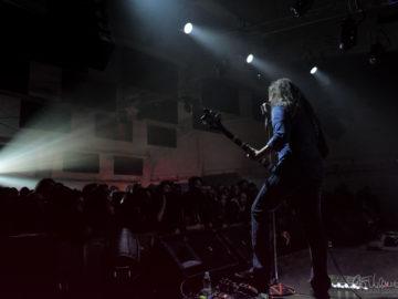 Ufomammut + Doomraiser + Bluestone Valley live @ Eremo, Molfetta (BA), 24 Novembre 2017