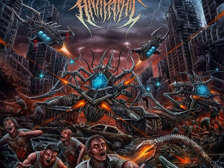 Antipathic – Autonomous Mechanical Extermination