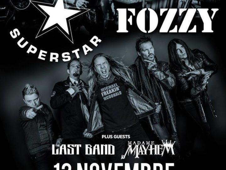 Metal Hammer Contest, vinci biglietti per Hardcore Superstar e Fozzy a Roma