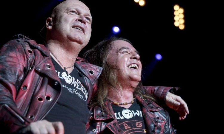 Helloween, video di 'Forever And One' da 'United Alive'