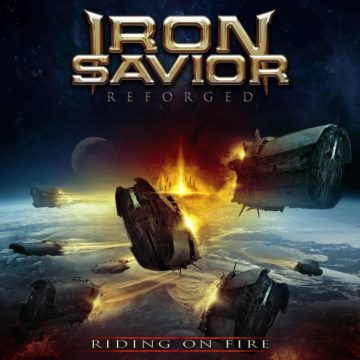 Iron Savior – Reforged – Riding On Fire