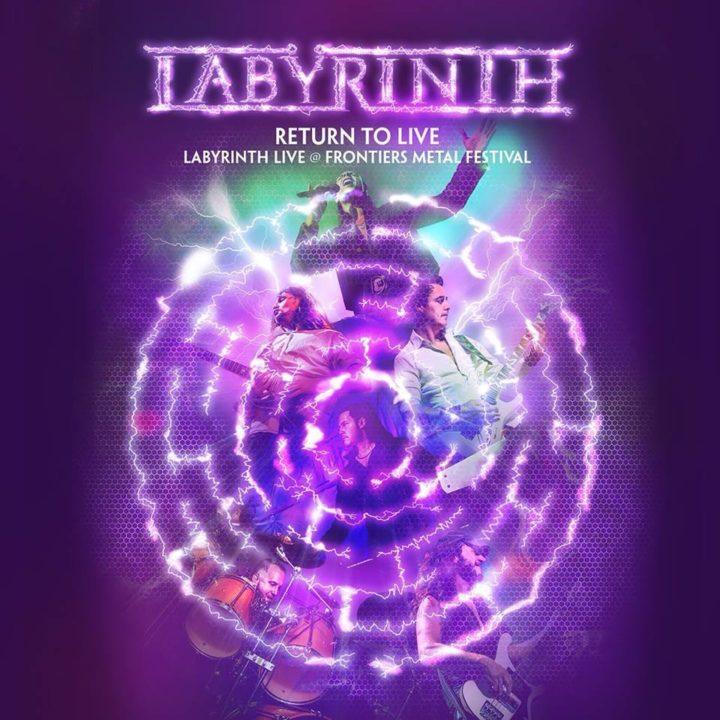 Labyrinth – Return To Live
